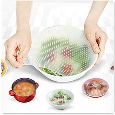 Stretch Vacuum Food Wrap