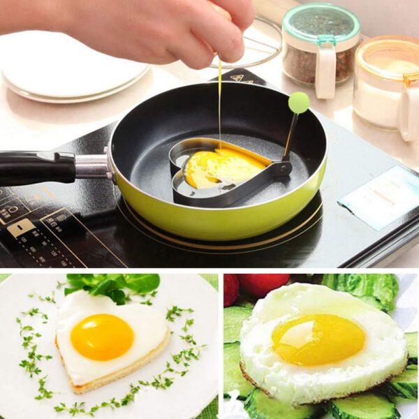 Cute Shaped Egg Mold