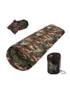 compact sleeping bag