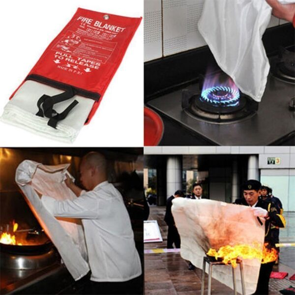 Fire Blanket - Fire Stopper Blanket
