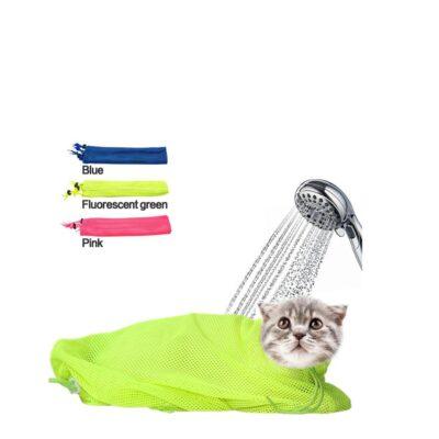 cat wash bag