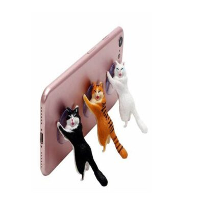 phone holder cat phone holder