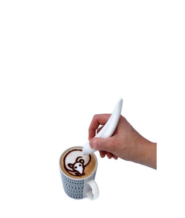 latte art pen