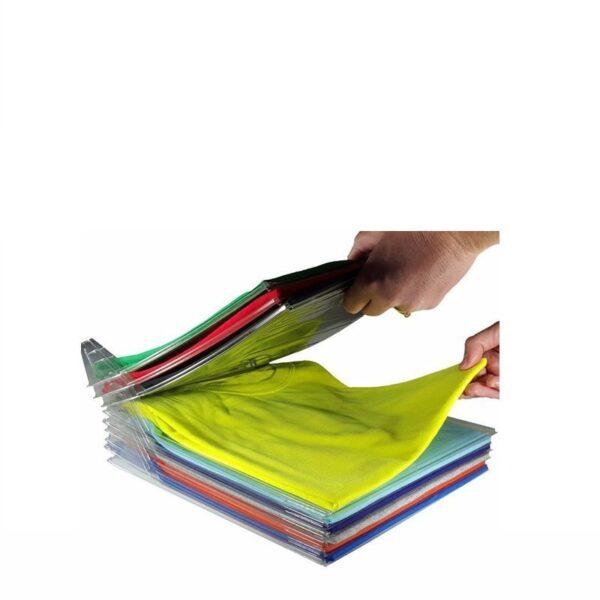 super slim clothes organizer