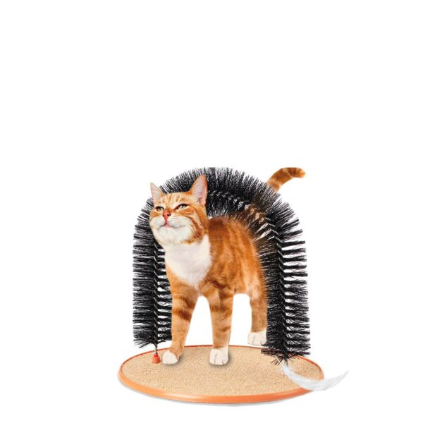 cat grooming arch cat self groomer