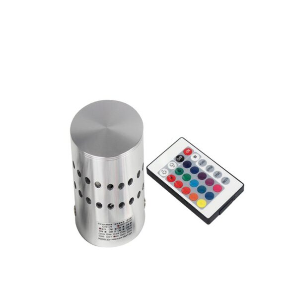 led color changing lights coloured wall lights
