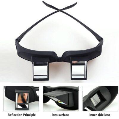 Periscope glasses