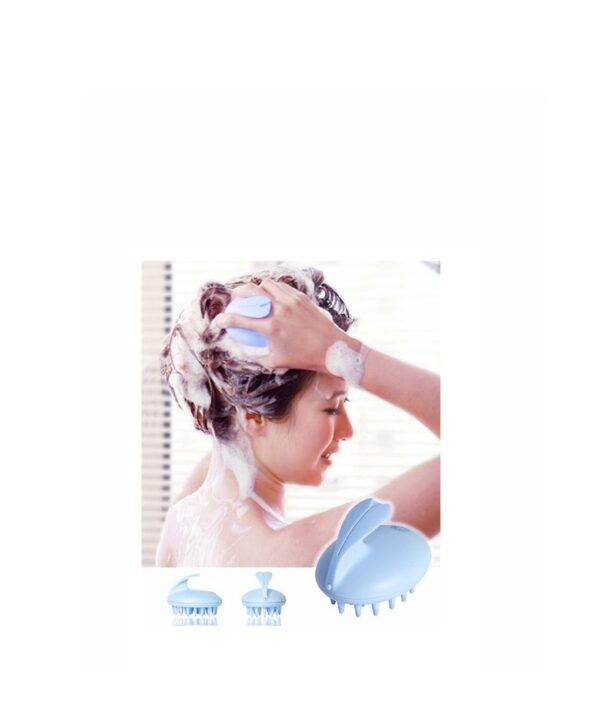 scalp massage brush