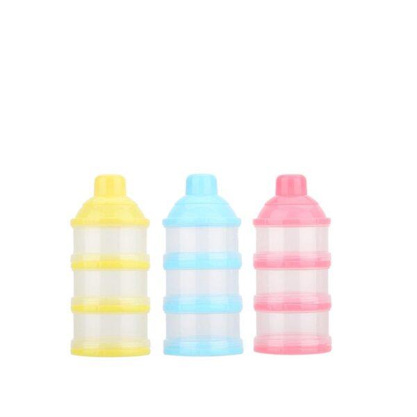 baby feeding travel storage container