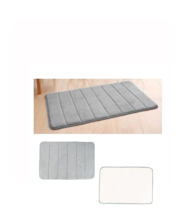 buy foam slip bath mat