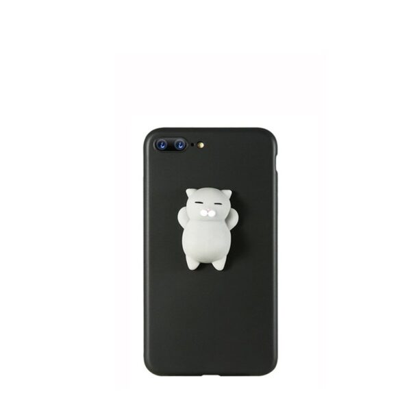 Stress Reliever Squishy Phone Cases
