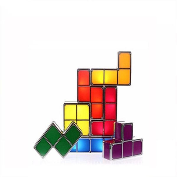 buy Tetris Block Creative Night Lamp