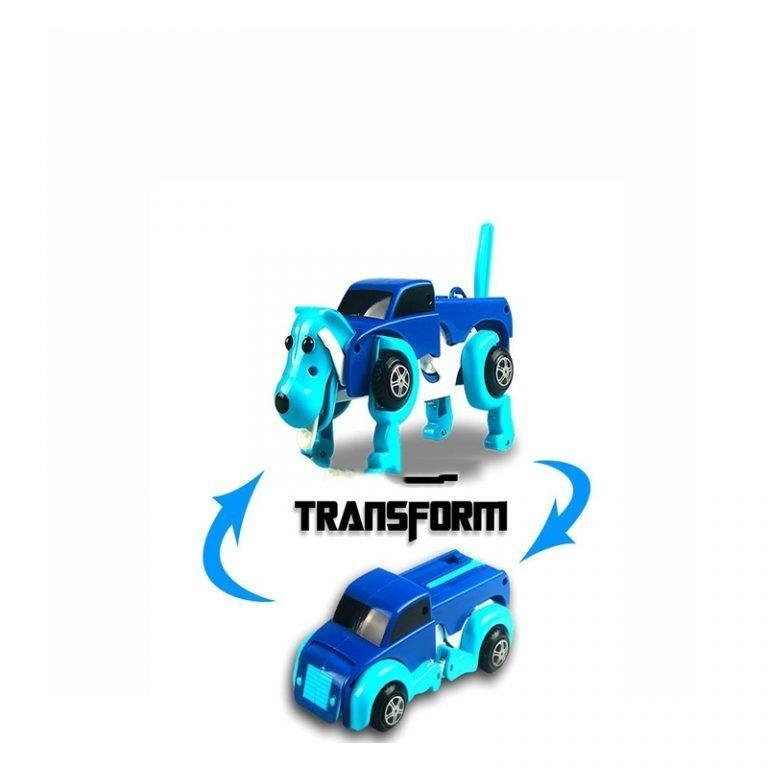 buy Dog Transformer Toy