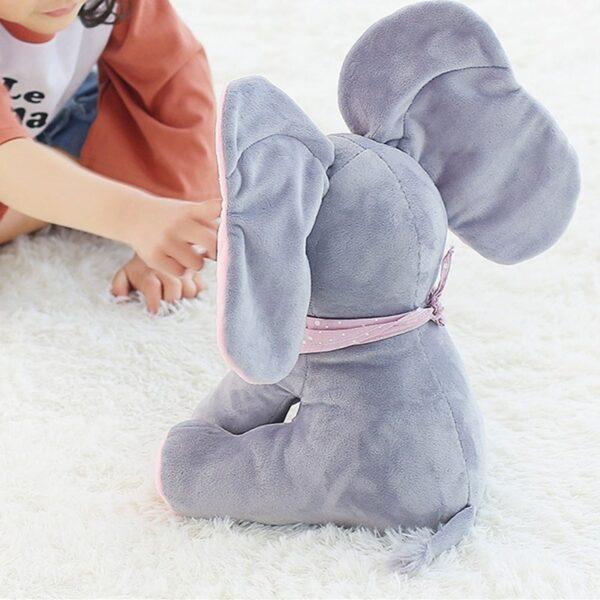 Flappy Peek-Boo Elephant