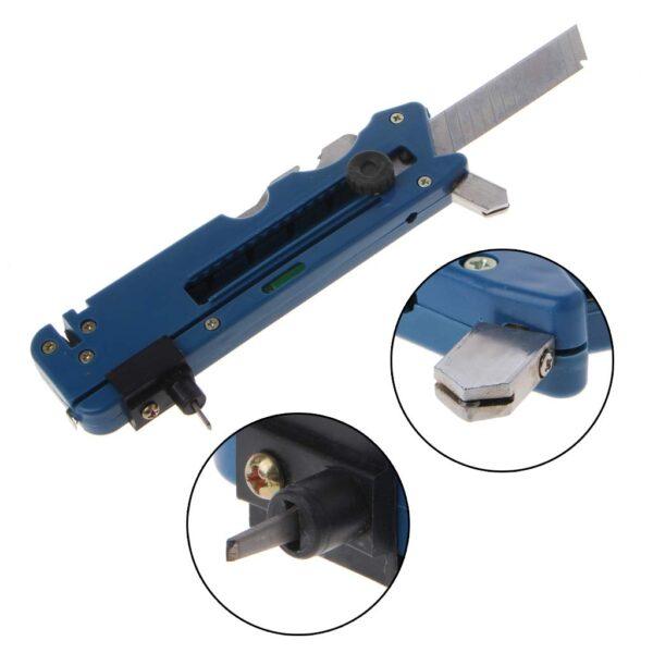 luxenmart 6 wheel glass cutting tool