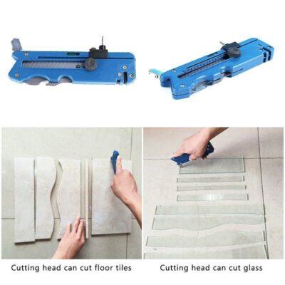 six wheel glass metal cutting tool