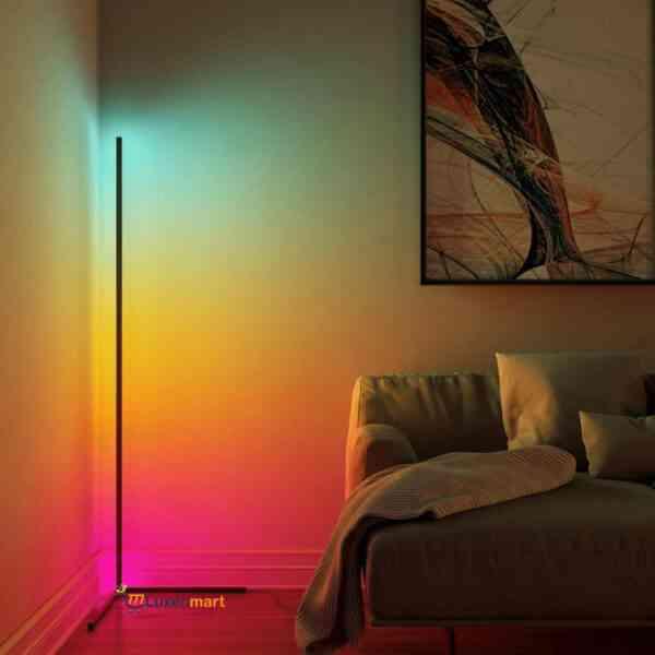 Nordic Minimalist LED Floor Lamp