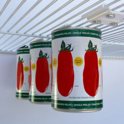 Magnetic Canned Food Hanger