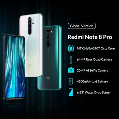 Xiaomi Redmi Note 8 Pro 6GB 64GB Global Version