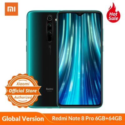 Xiaomi Redmi Note 8 Pro 6GB 64GB Global Version