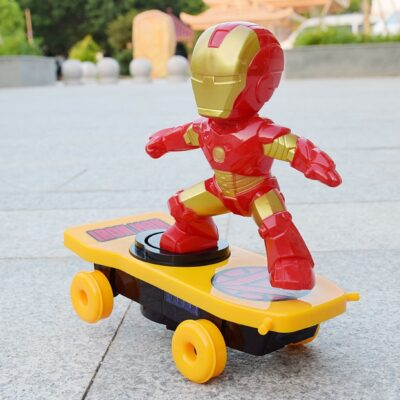 Iron Man Scooter Toys