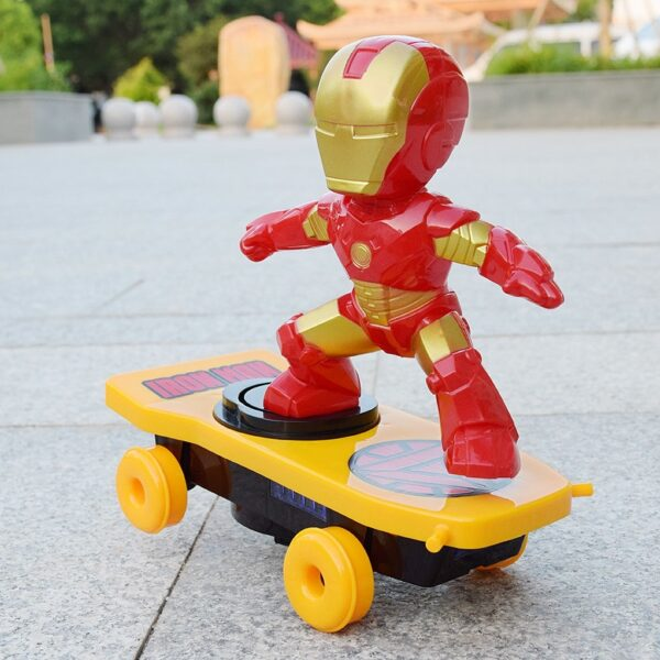 Iron Man Scooter Toys