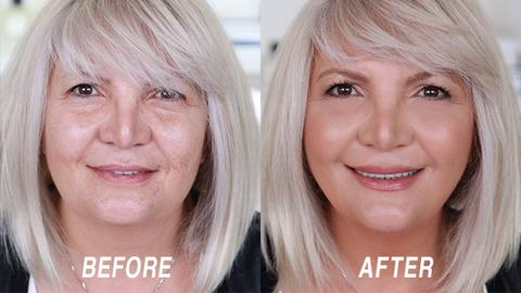 Cover wrinkles instantly! Stop being insecure because of those blemishes and skin imperfections and be confident with the Juvenile Perfect Foundation.