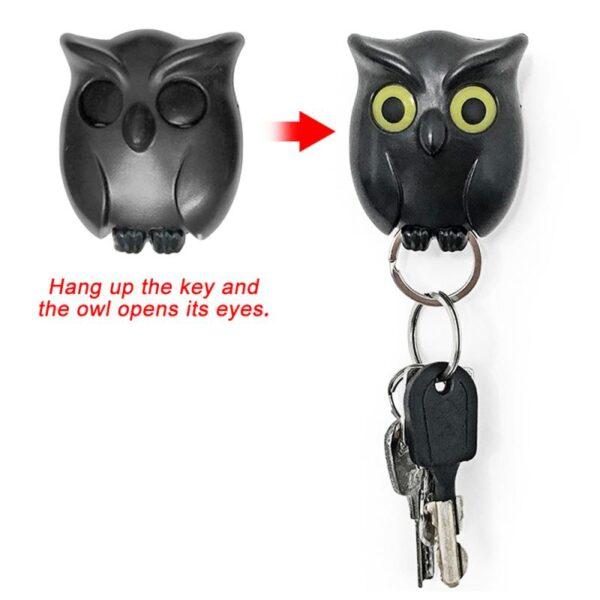 Hoo hook owl hook