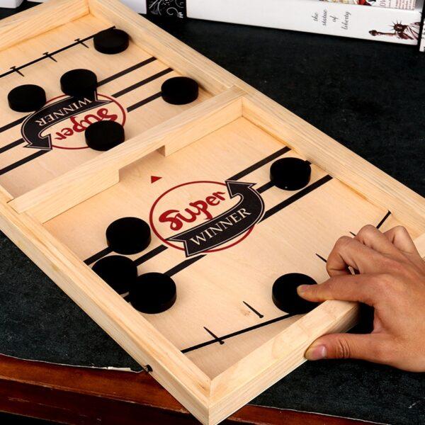 SlingWar Catapult Chess Bumper