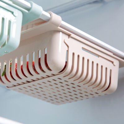 Refrigerator Partition Storage