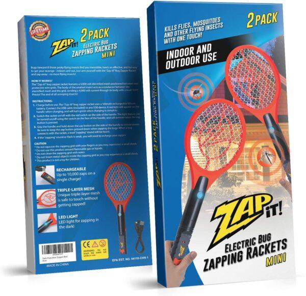 ZAP IT! Bug Zapper
