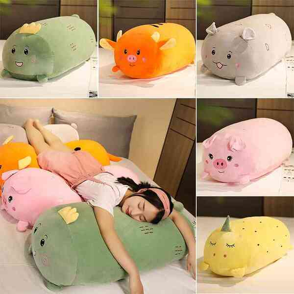 The Soothing Plush Pillow™ Soft-Animal-Cartoon-Birthyday-Gift