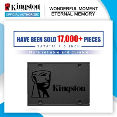 Kingston A400 SSD Internal Solid State Drive 120GB 240GB 480GB 2.5 inch SATA 3