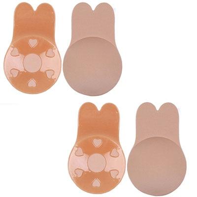 Stick on bra Invisible Breast Lifting Bra Tape Adhesive Bra Push Up Bralette