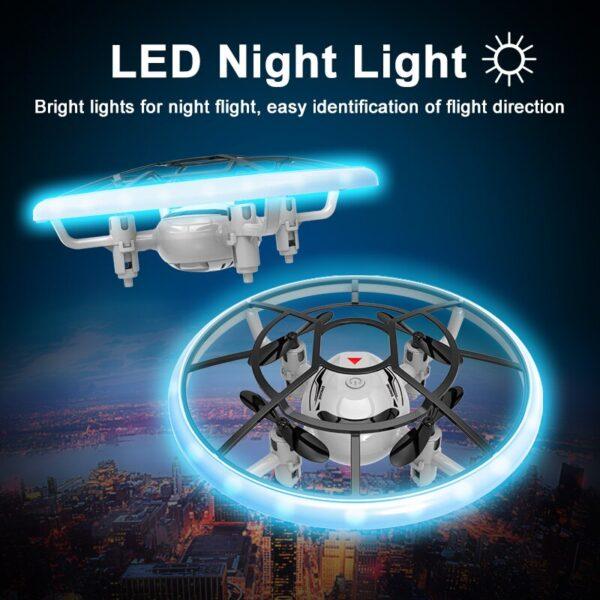 S122 Small Drone Quadcopter - Mini Helicopter RC UFO Drone