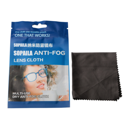 Anti-fog Cloth Microfiber 6pcs 15x15cm Eyeglasses Cloth Fabric Glasses Cleaner for Spectacles Lenses Camera Phone Screen