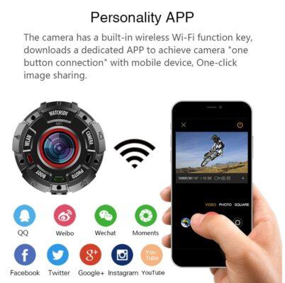 Mini Sport Action Camera app