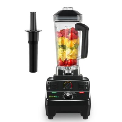 BPA Free 2L Professional Blender Mixer Jar 2200W Smart Timer Pre-programed Blender Mixer Juicer Food Processor Ice Smoothies Crusher