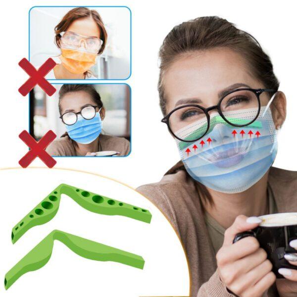 Anti-fog Nose Strips Anti-Fogging Nose Pad For Mask
