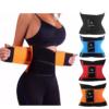 Miss Moly Sweat Belt Modeling Strap Waist Cincher For Women Men Waist Trainer Belly Slimming Belt Sheath Shaperwear Tummy Corset