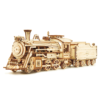 Robotime ROKR Train Model 3D Wooden Puzzle Toy Assembly Locomotive