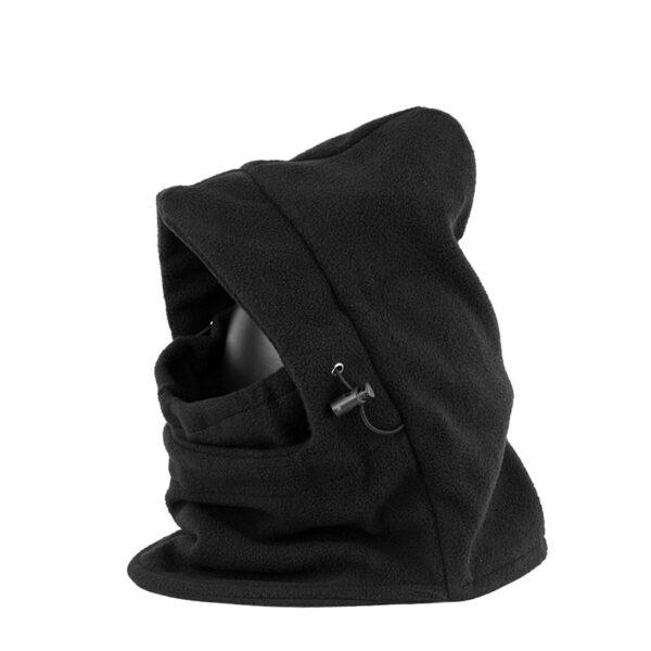 VEQKING Winter Windproof Hiking Caps,Men Warm Thermal Fleece Balaclava Face Beanies,Ski Bike Motorcycle Neck Warmer Helmet Hat
