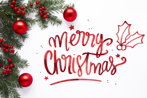Happy Christmas from Luxenmart