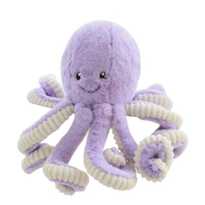 Cute Octopus Plush Stuffed Toys Lovely Soft Home Accessories Pillow Sea Creative Animal Doll Children 40-80cm Girl Gift Tikilisa