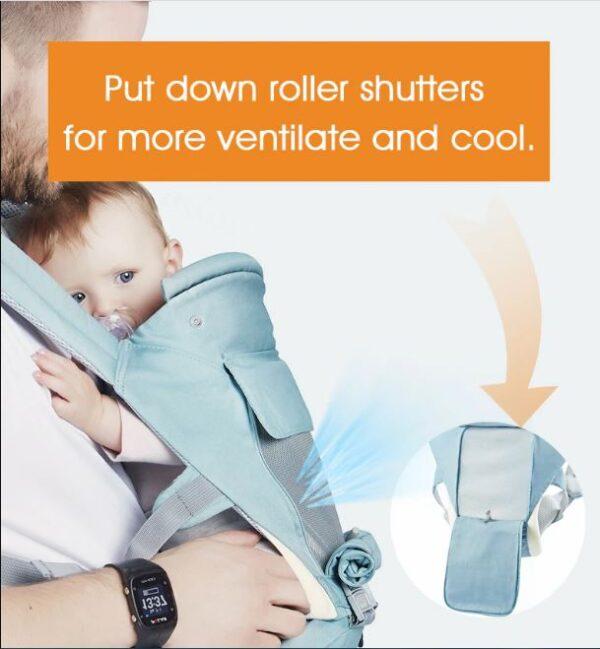Ergonomic Baby Carrier