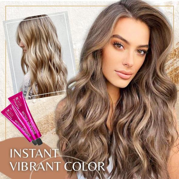 Glamup Hair Coloring Shampoo