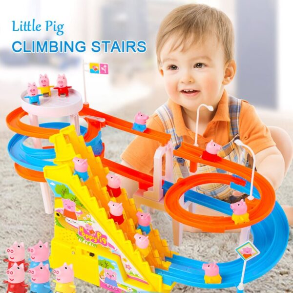 Climbing Stairs Education Toys
