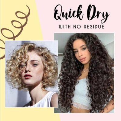 Perfect Curls Hair Booster Repair Damaged Anti Hair Loss Hair Serum Moroccan Oil Keratin Complex Oil Smooth Silky Hair Mask