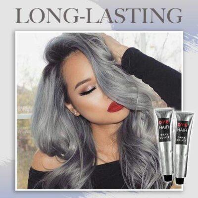Silver Gray Hair Dye