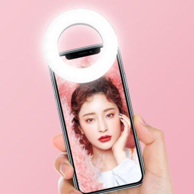Portable Ring Light